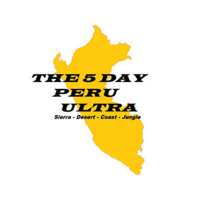 The 5 Day Peru Ultra Logo