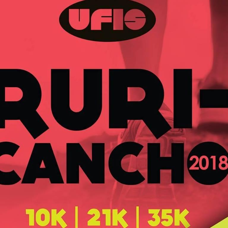 Desafío Ruricancho 10k 2018 Logo