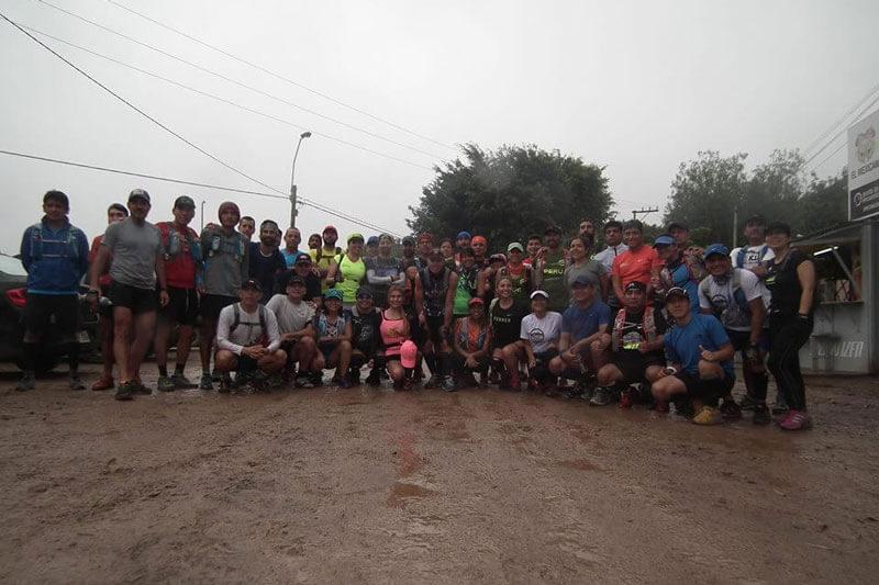 The North Face Endurance Challenge Perú 10k 2018 Mapa Ruta