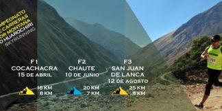 XI Desafio Huarochiri 2018 - Purix - 2da-Fecha