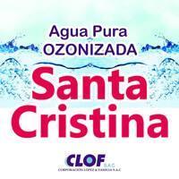 Agua Santa Cristina