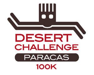 VI Perú 8mil Desert Challenge Paracas 50K Logo