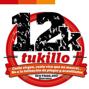 Tukillo 12K Trail 2018 Logo
