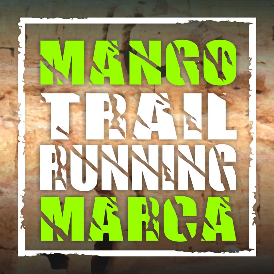 Mangomarca Trail Running 2018 Logo
