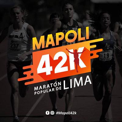 Mápoli 42K – 2019 Logo
