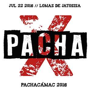Pacha Trail 2018 Logo