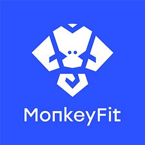 MonkeyFit – 12 clases Logo