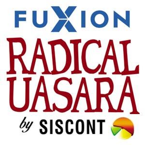 Fuxion Radical Uasara 2019 – Half Edition Logo