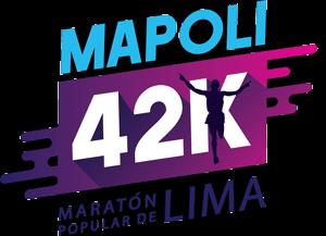 Mápoli – Maratón popular de Lima Logo