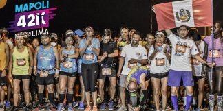 Mapoli maraton popular de lima 2019