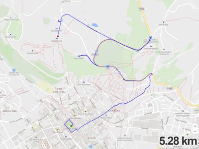 Yo Corro X Peru Cusco 21k