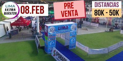 Lima Ultramaraton 2020