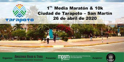 Media Maratón de Tarapoto 2020