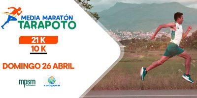 Media Maraton de Tarapoto 2020