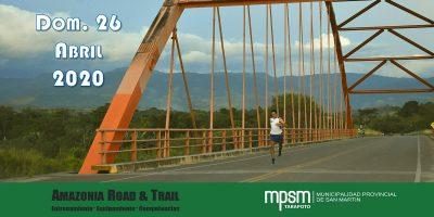 Media Maratón Tarapoto 2020