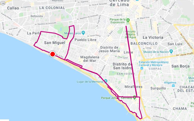 Mápoli – Maratón popular de Lima