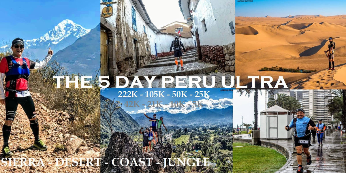 The 5 Day Peru Ultra