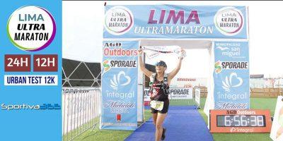 Lima Ultra maraton 24H 2020