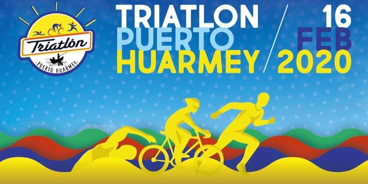 Triatlon Sprint Puerto Huarmey 2020