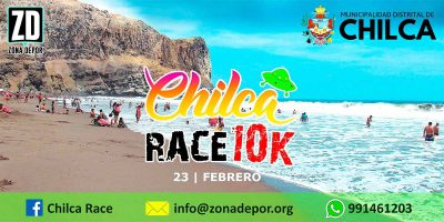 Chilca Race 10K 2020