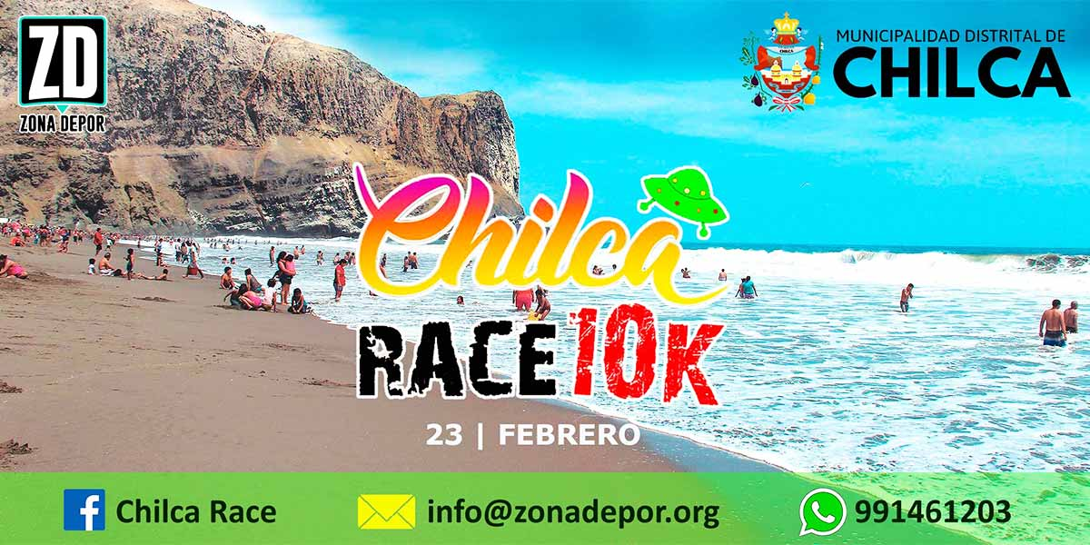 Chilca Race 10K 2020