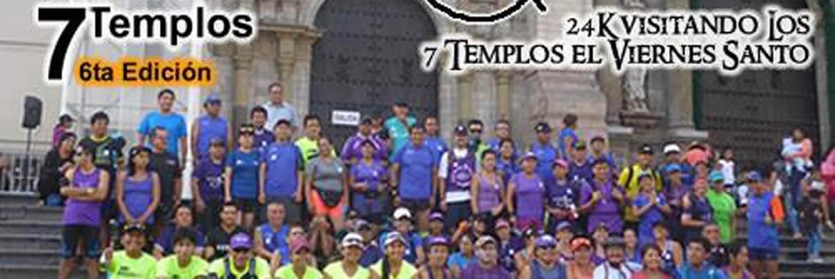 Reto de los 7 Templos 2020
