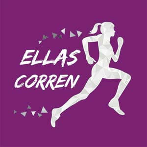 Ellas Corren Logo