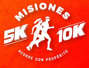 5 – 10K Misiones Logo