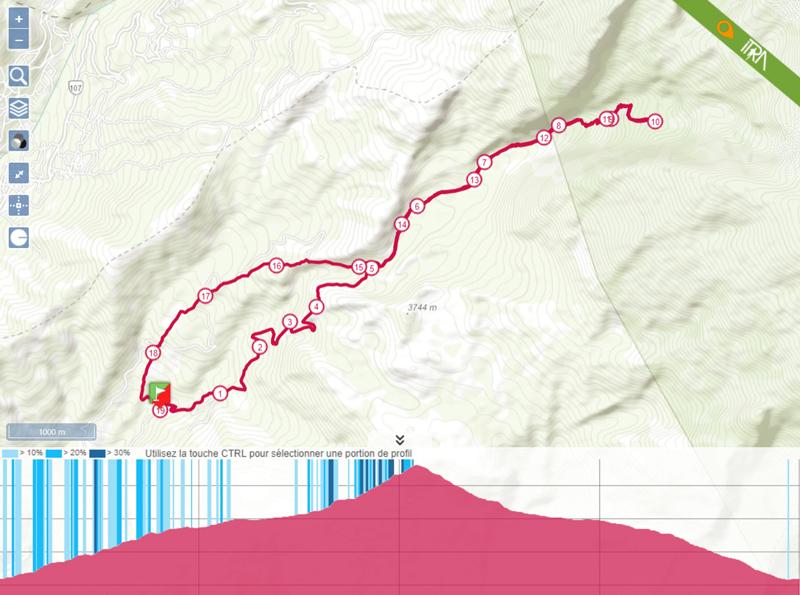 Trail 513 - 2021